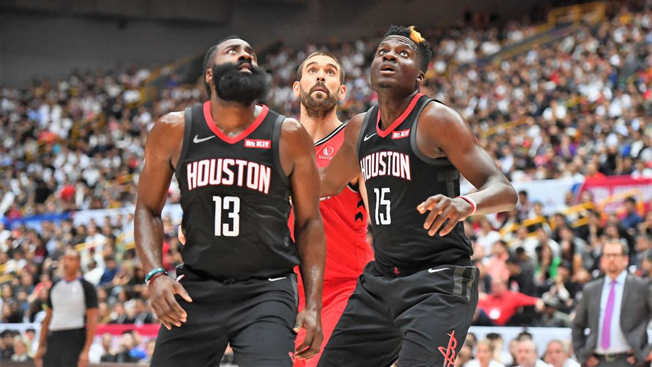 NBA Japan Games 2019 Game 2 Rockets vs Raptors