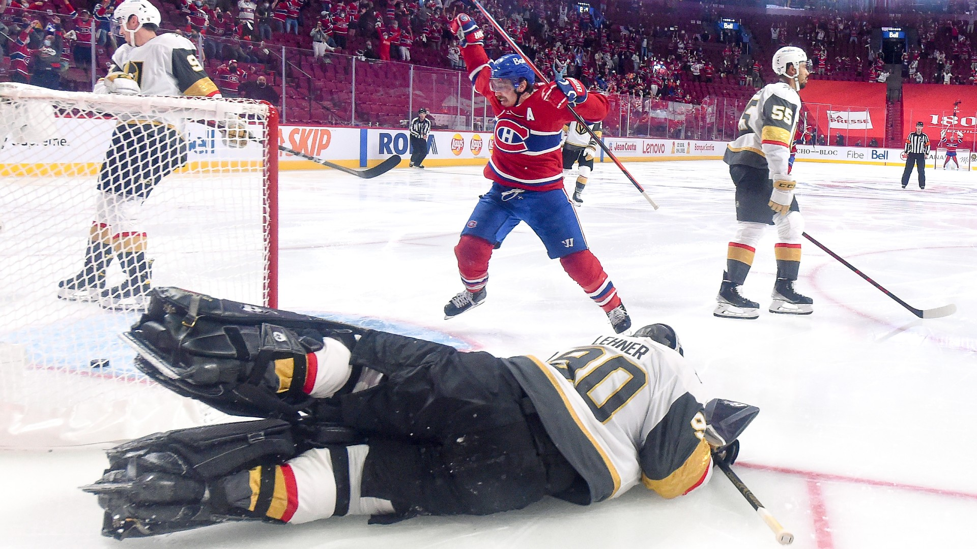 Canadiens ready for next step in 2021 journey: Franchise's first Stanley Cup Final since '93