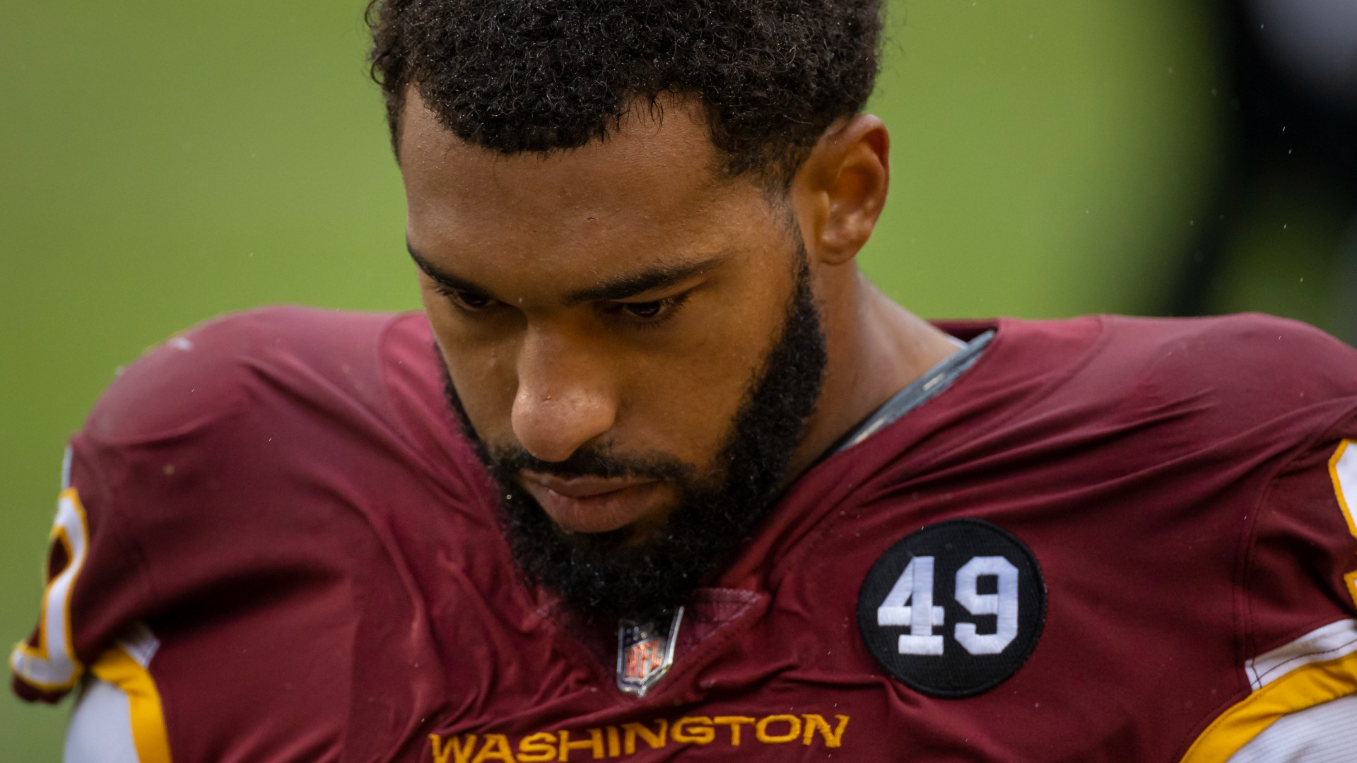 Washington's Montez Sweat Has Confusing and Contradictory Response to COVID Vaccine