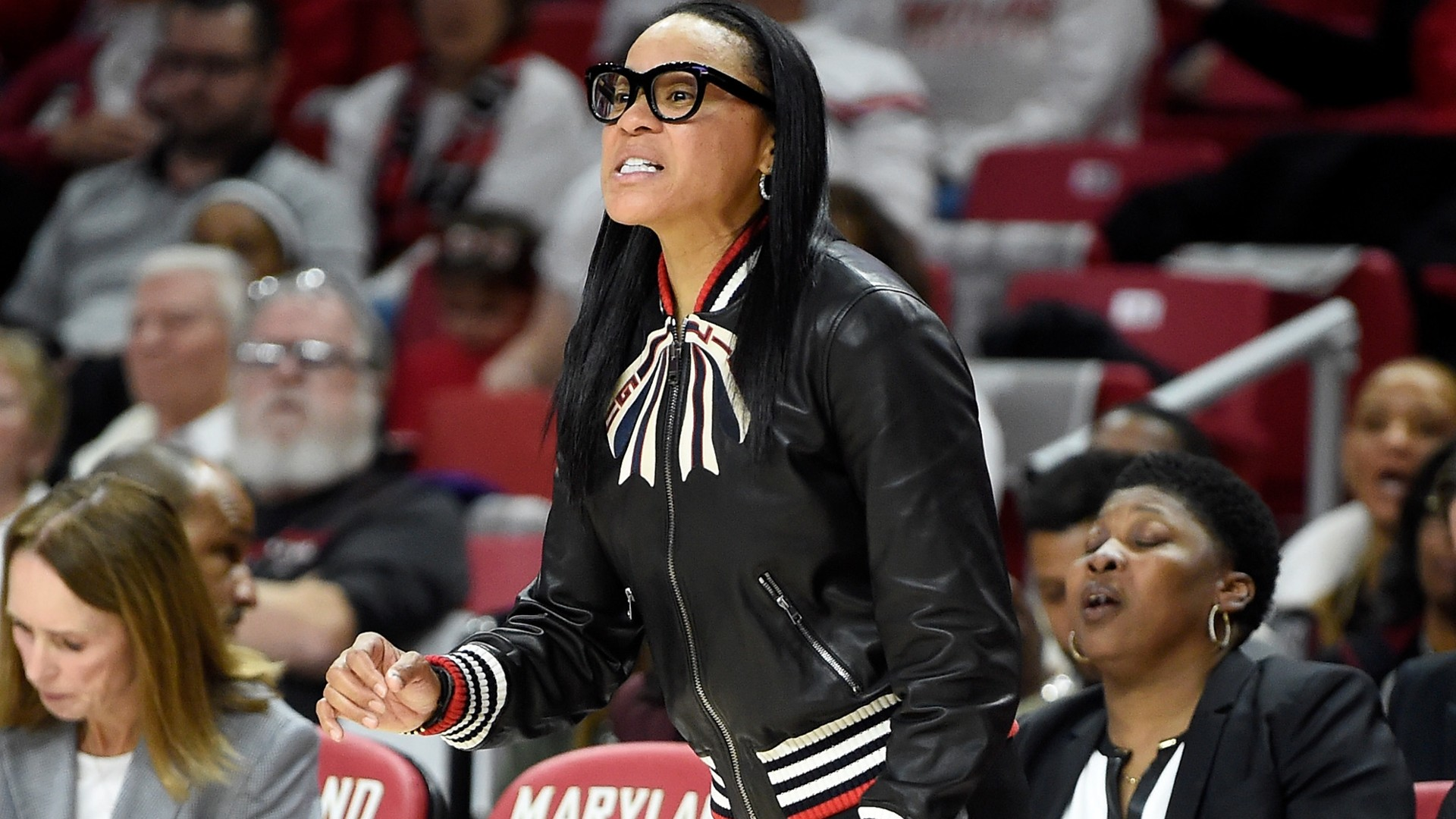 Dawn Staley of South Carolina has ripped off the NCAA for unbalanced conditions in the women's championship