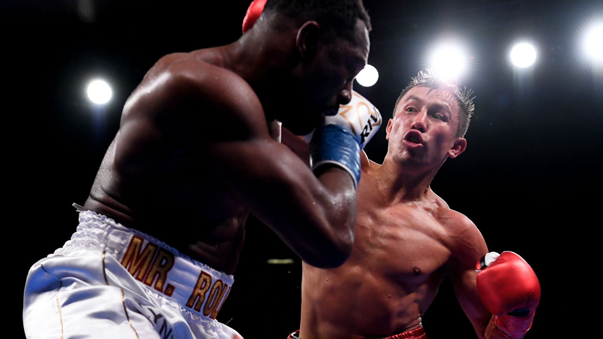 Top five GGG knockouts   FOX Sports Asia