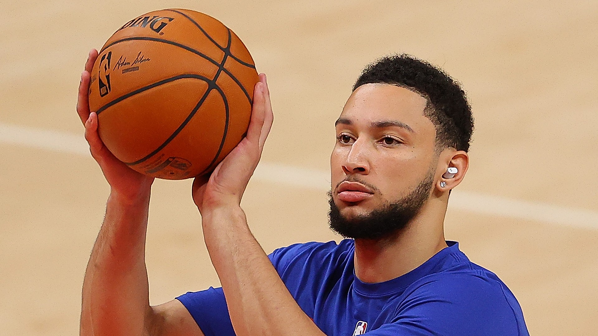 Ben Simmons, Doc Rivers directs the 76ers star free-kick fights