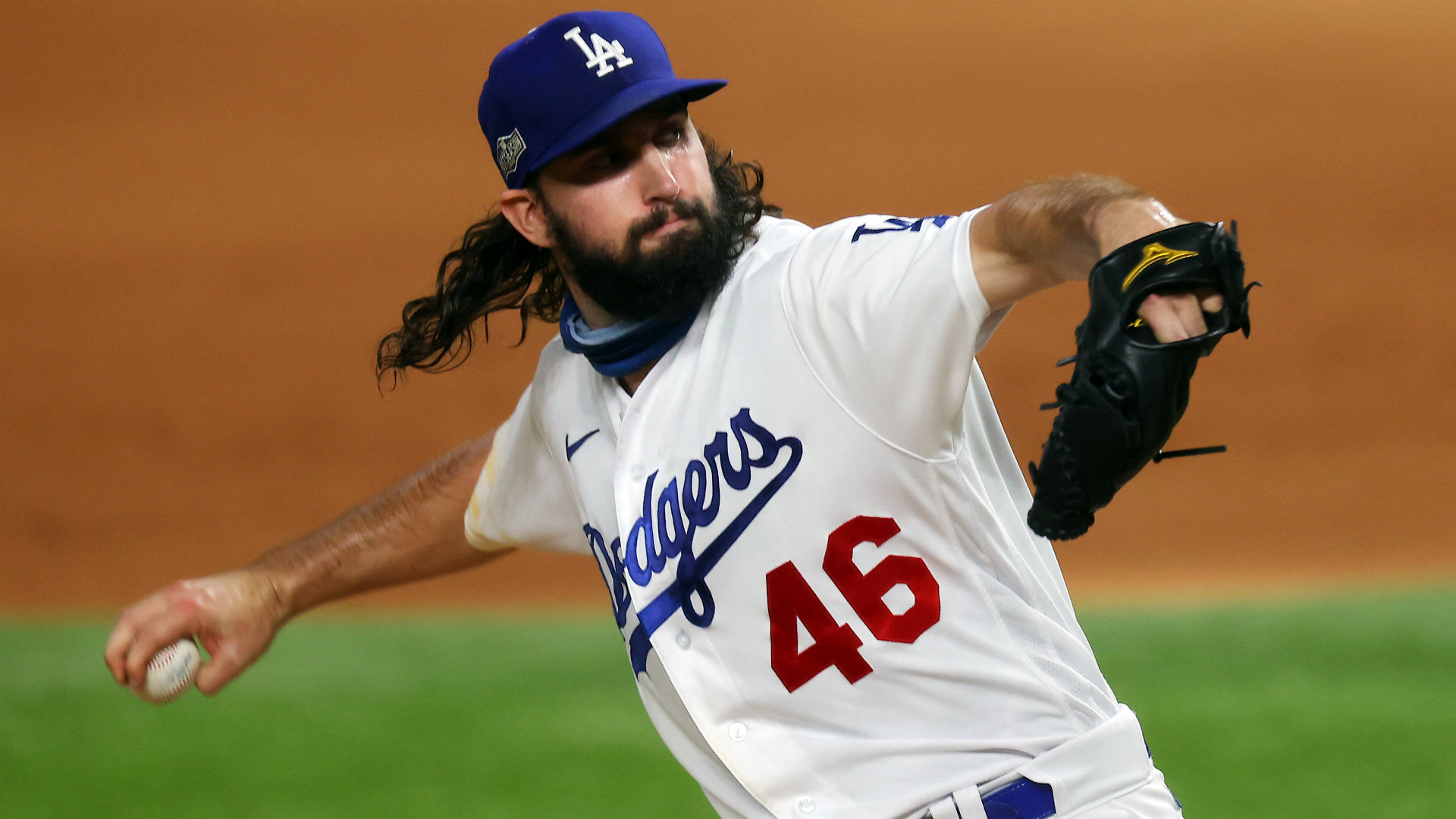 Who is Tony Gonsolin Dodgers rookie starter can make World Series history with Game 6 win