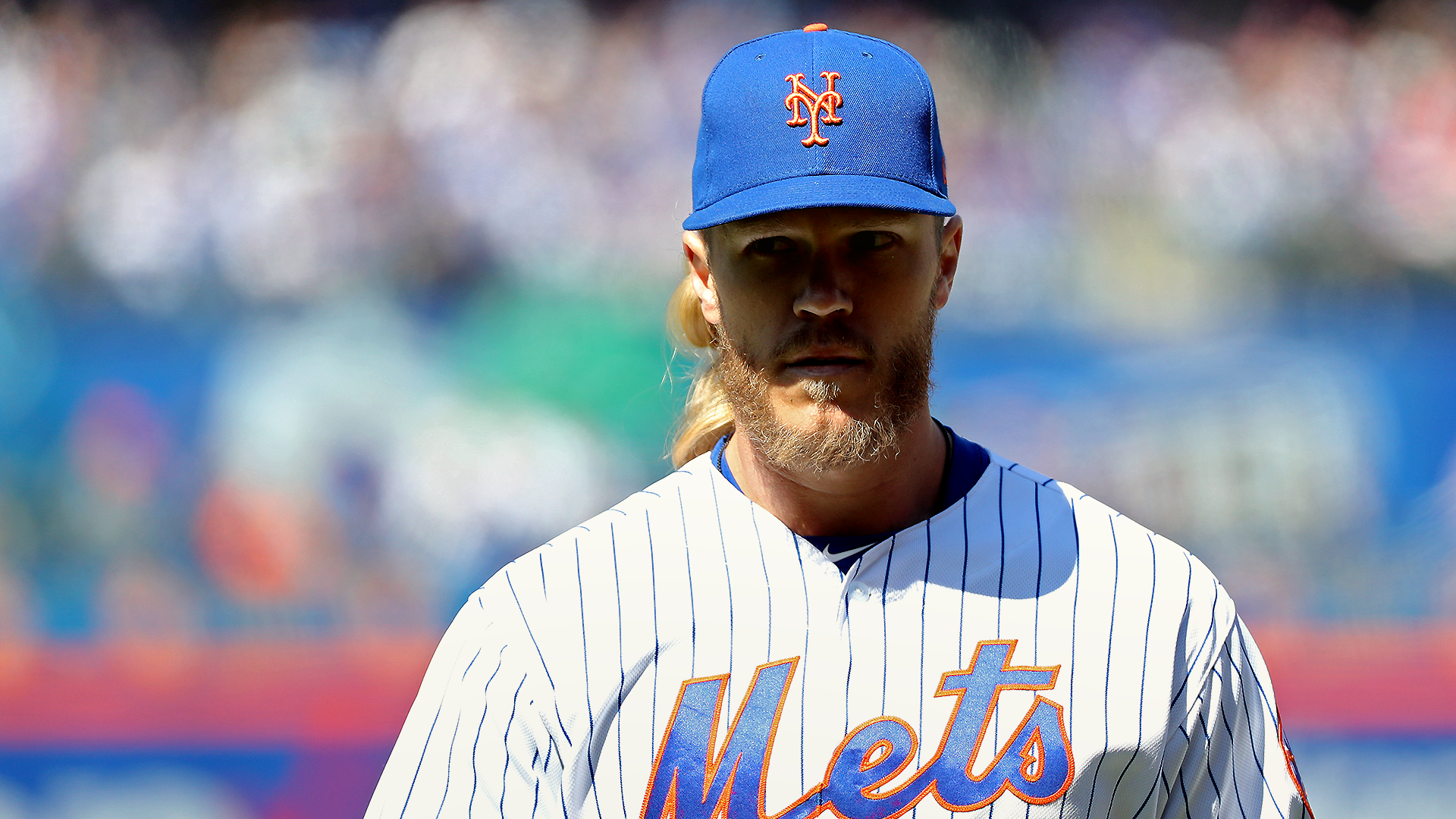 """Mets' Noah Syndergaard is furious with MLB's shutdown restrictions: """"Guess I'll see the pirates"""""""