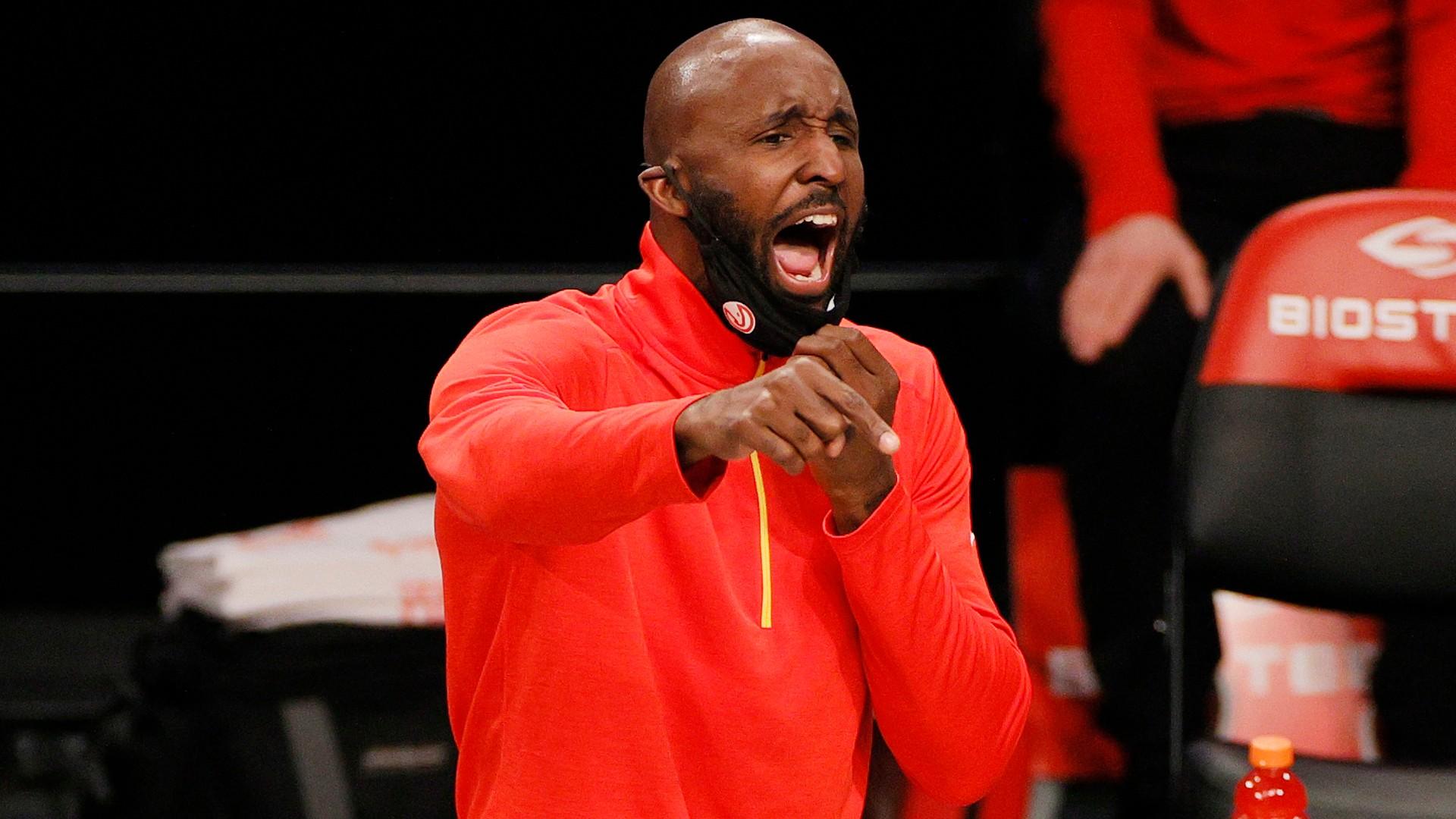 Hawks fire Lloyd Pierce; Nate McMillan to serve as interim head coach