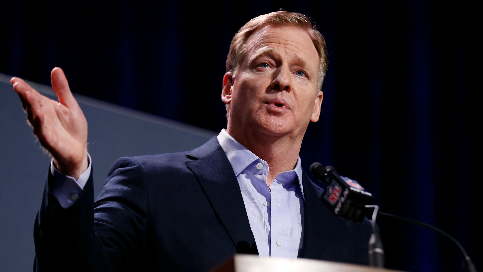 Roger Goodell's statement on protests isn't exactly what NFL players asked of him