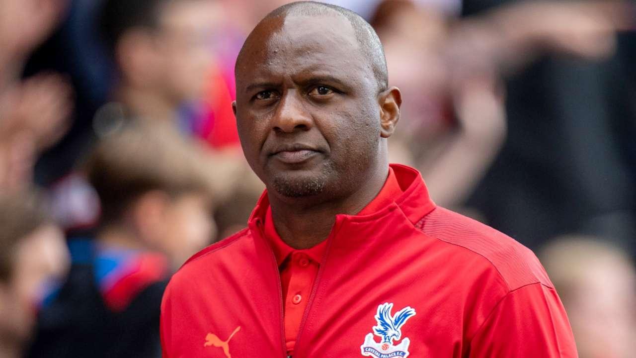 Patrick Vieira - Crystal Palace - 2021