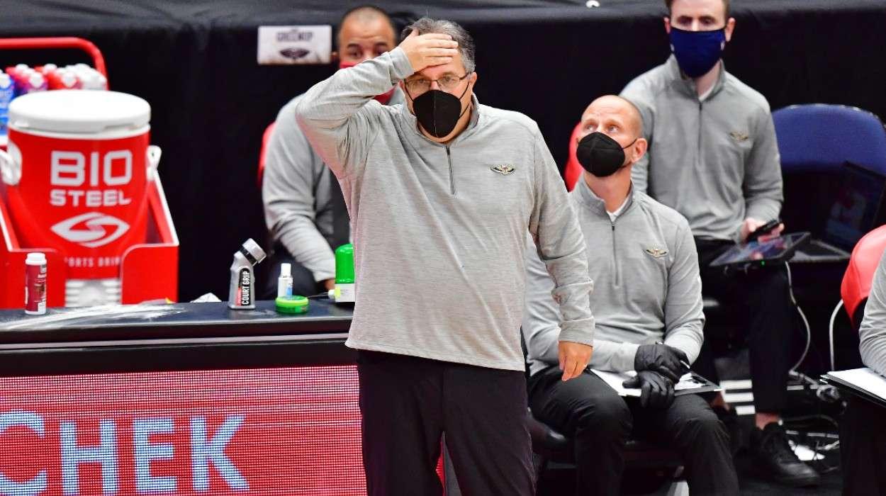Stan Van Gundy New Orleans Pelicans
