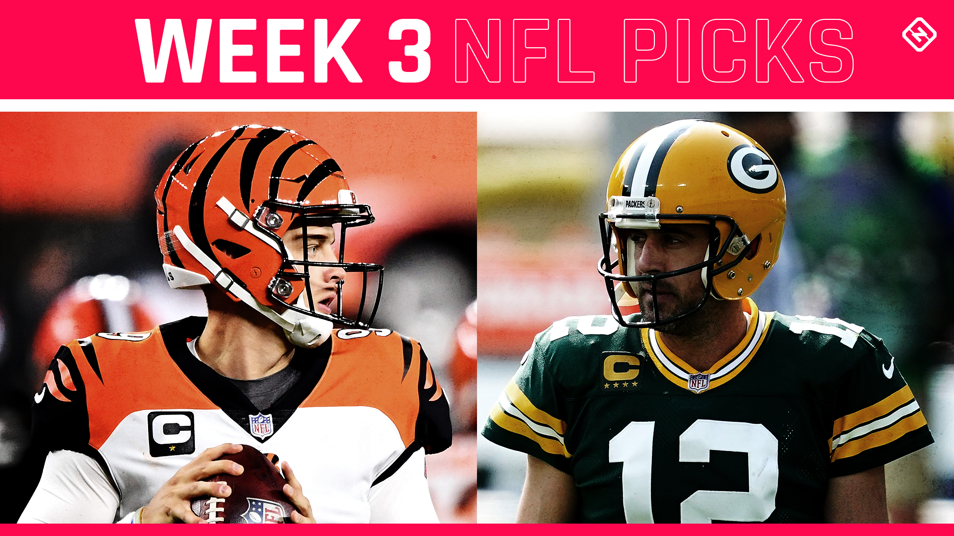 NFL picks, predictions for Week 3: Packers handle Saints; Bengals bury Eagles; Steelers top Texans
