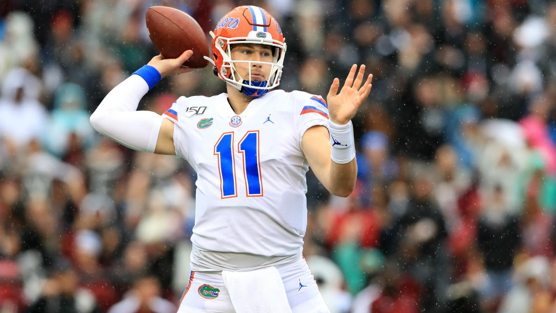 Patriots NFL Draft rumors: New England 'doing a lot of homework' on Florida QB Kyle Trask