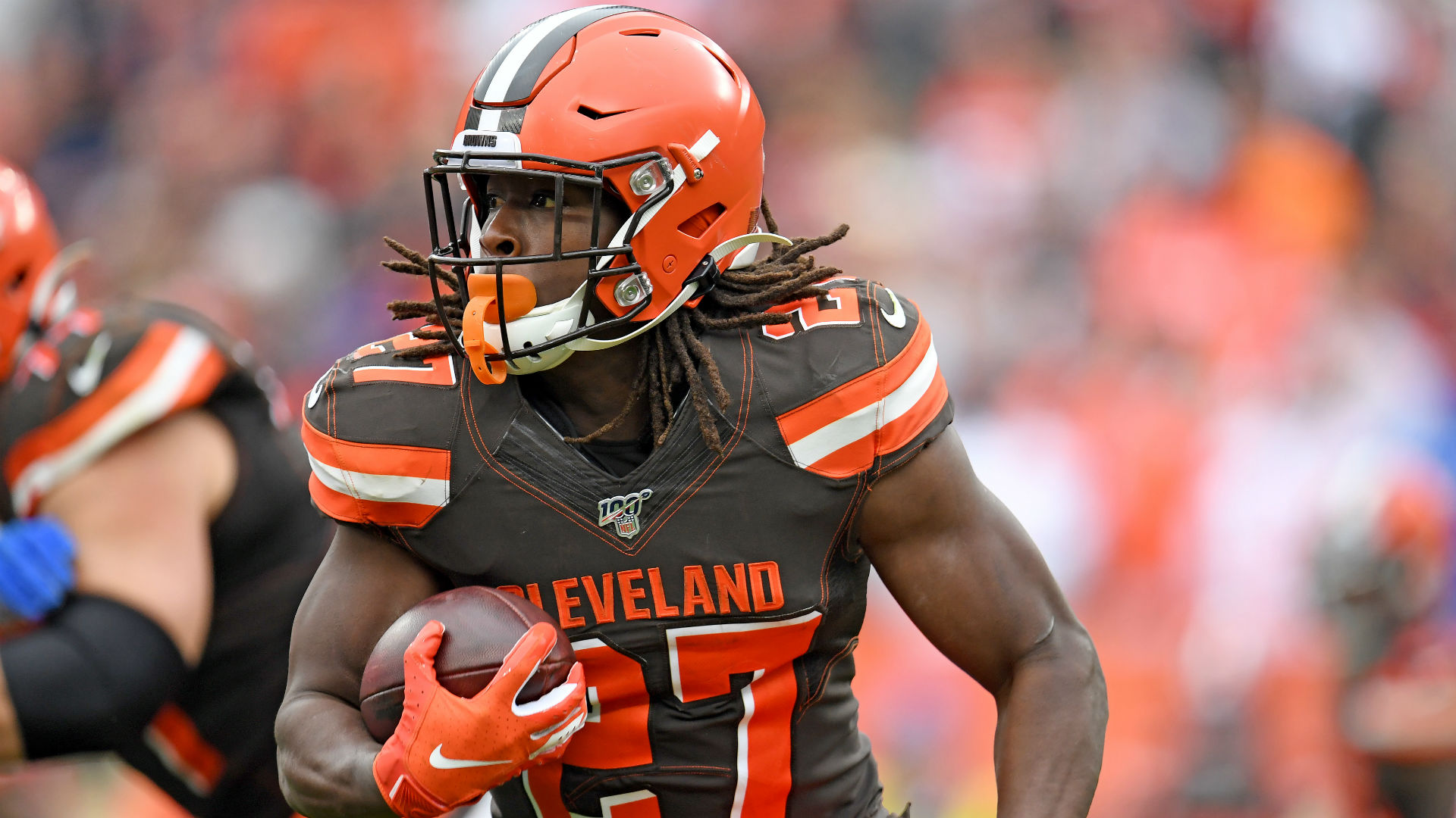 Kareem Hunt timeline: The video, the NFL investigation and the RB's contract with the Browns