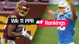 Week-11-PPR-TE-Rankings-111520-Getty-FTR
