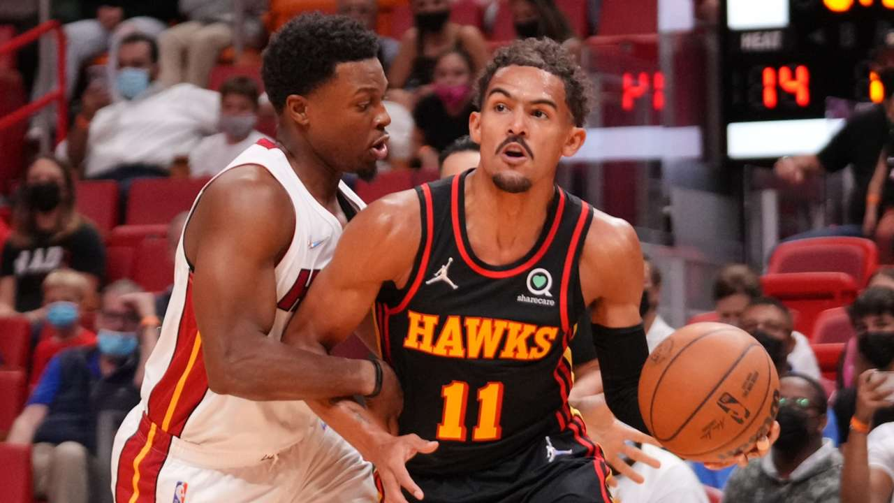 Kyle Lowry defends Trae Young