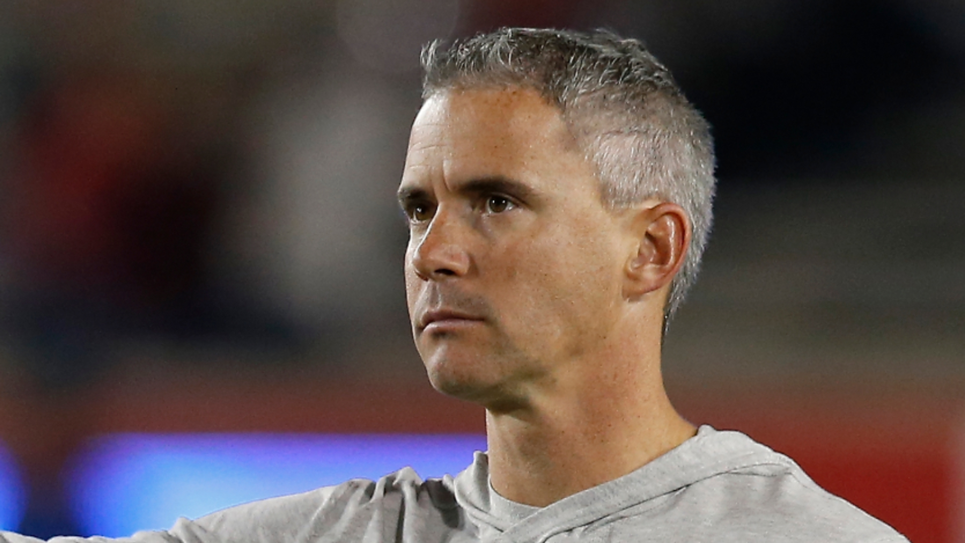 mike norvell 092920 getty