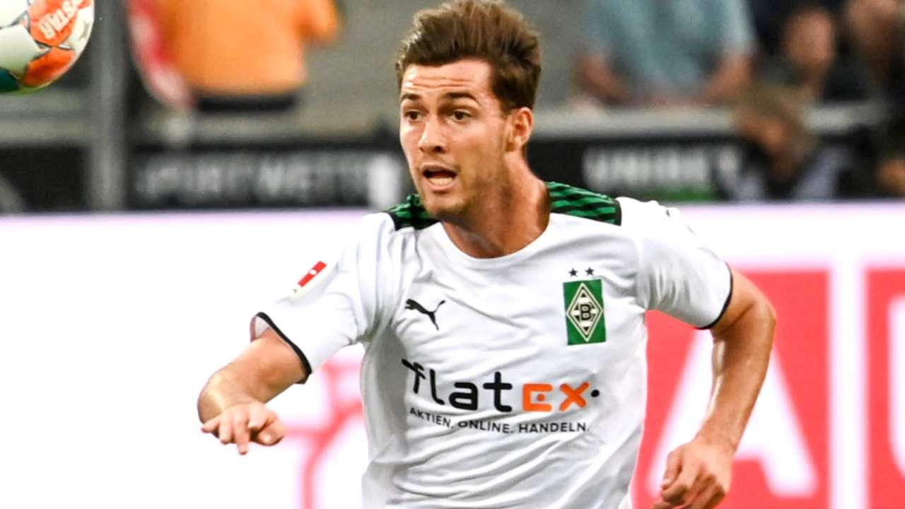 Joe Scally - Borussia Monchengladbach - August 13, 2021