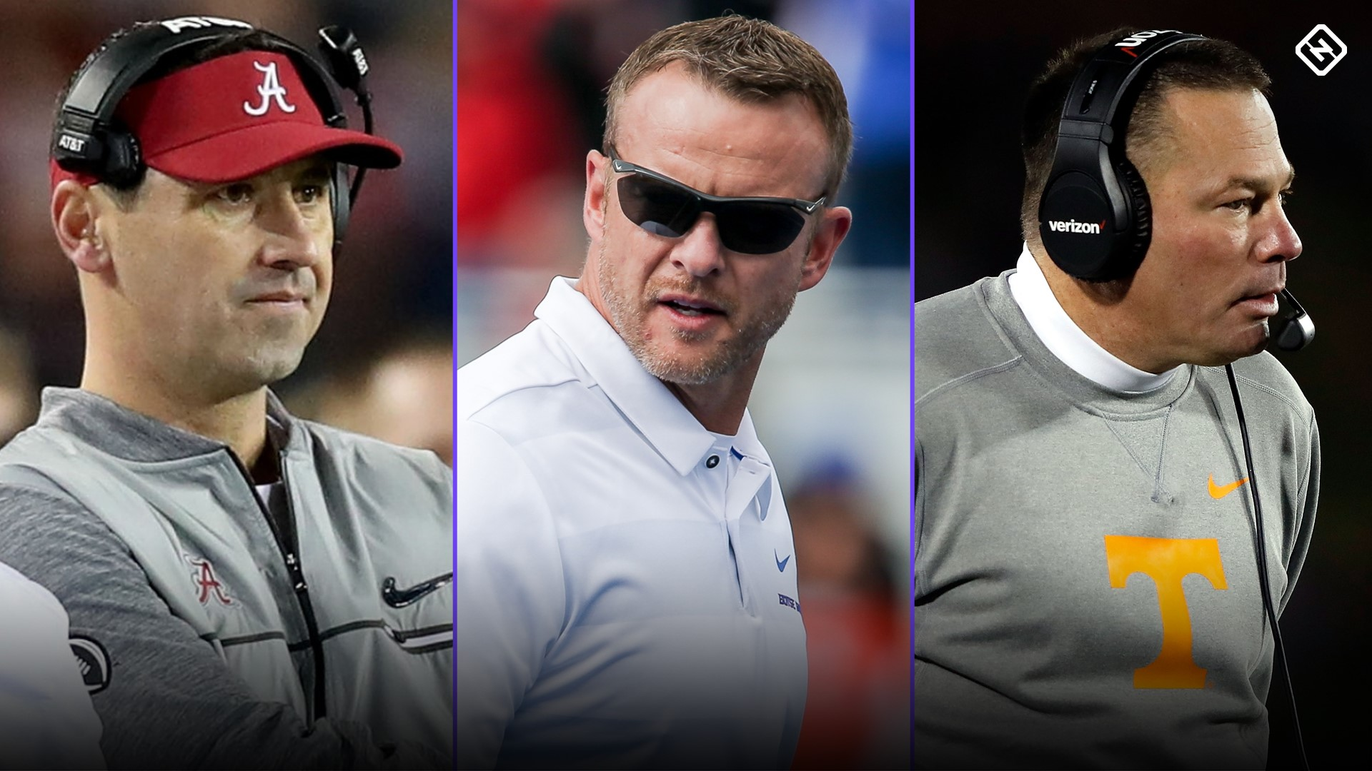 Meet the first-year FBS coaches for 2021: SEC shuffle continues across Power 5, Group of 5