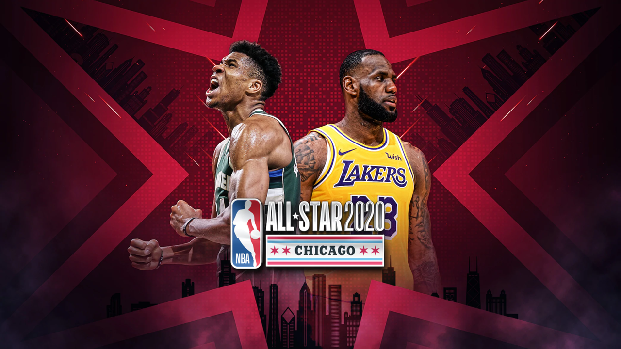 NBA All-Star 2020 captains