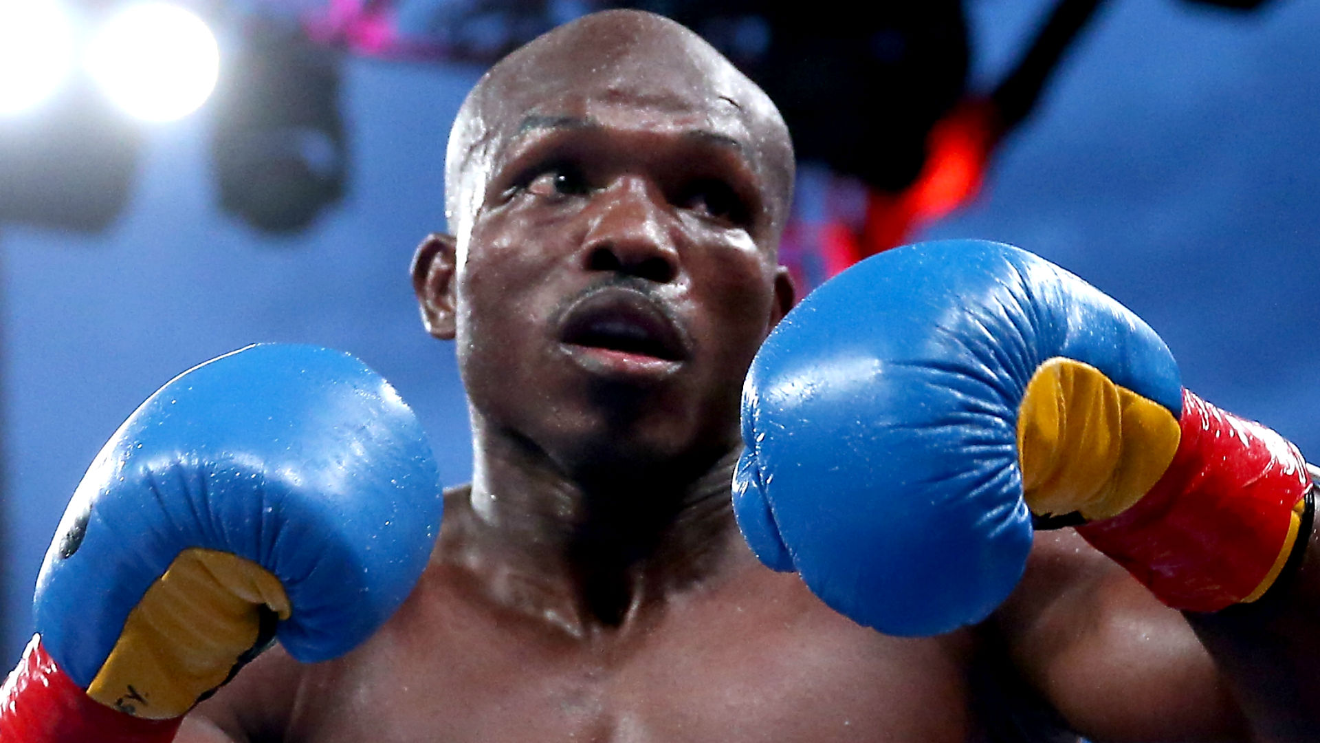 Timothy Bradley reveals harrowing encounter with police during ESPN boxing broadcast 1