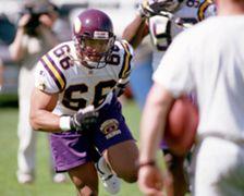 Minnesota Vikings: Dimitrius Underwood, DE, Michigan State (No. 29 overall in 1999)