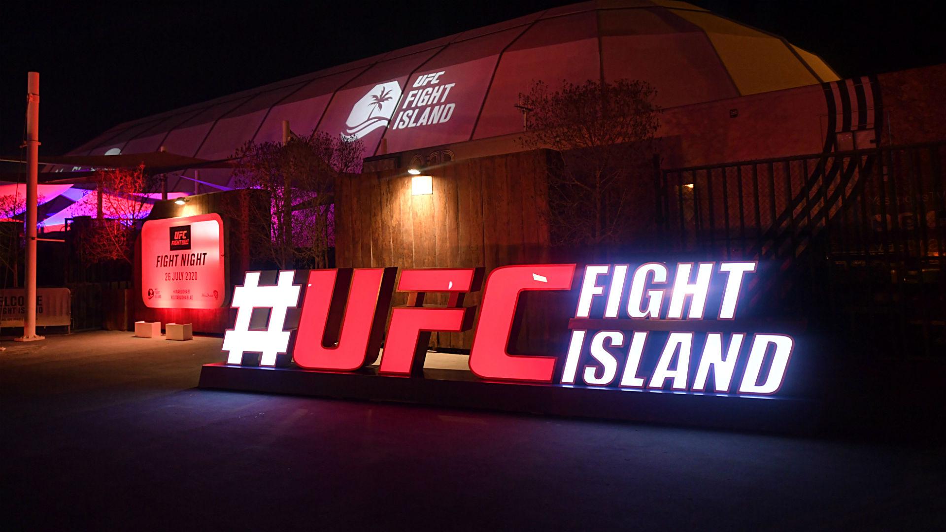 UFC 251 on Fight Island: Usman vs. Masvidal results, highlights from Abu Dhabi card 1