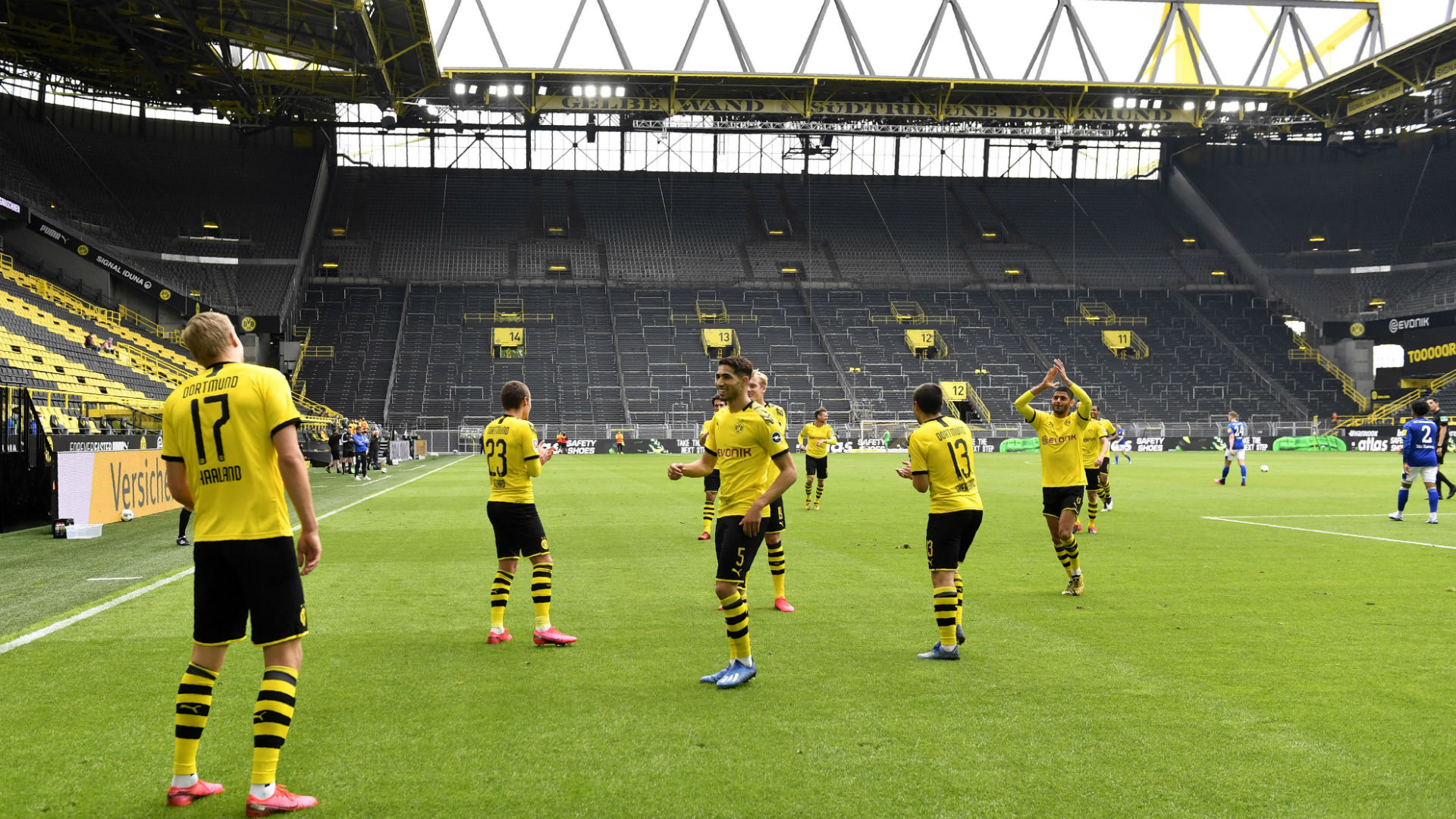 Bundesliga's return to action, Dortmund's big victory demonstrate 'new normal' is not as abnormal as many suggest 1