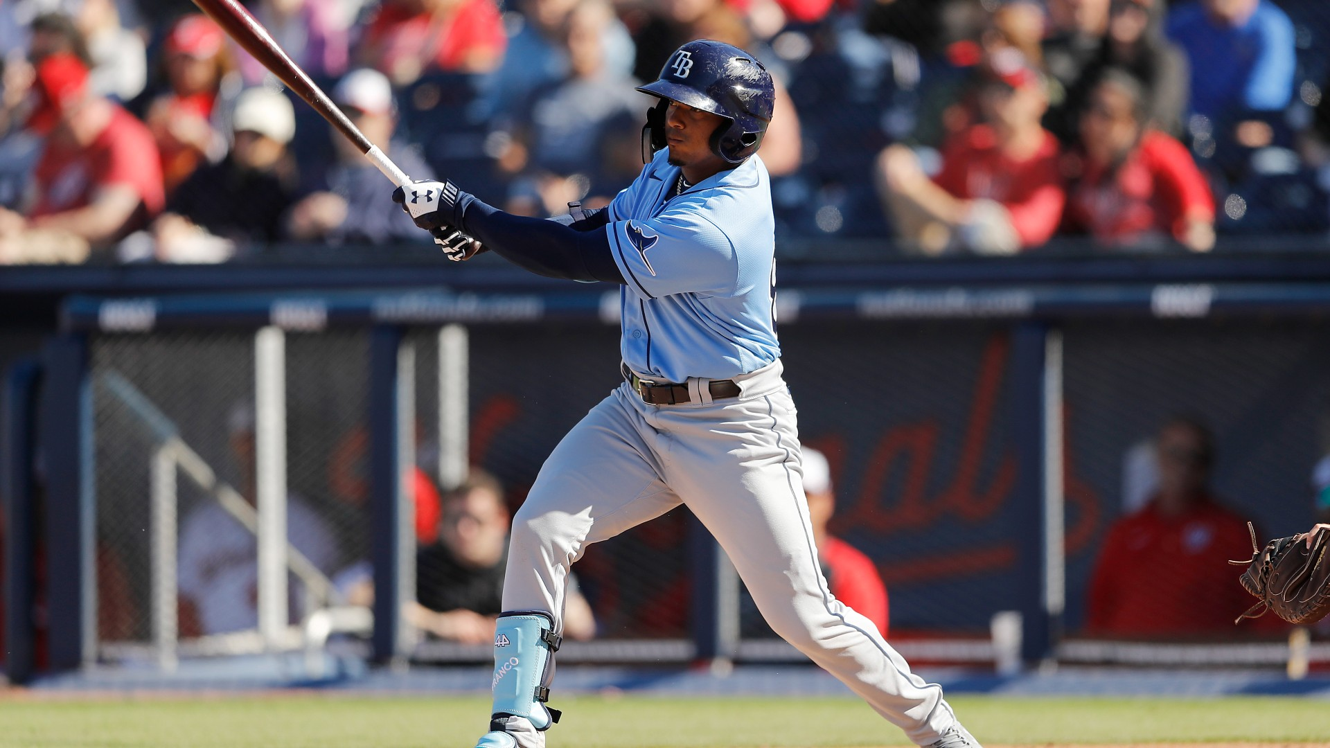 Who is Wander Franco?  The rays are called MLB's main solution