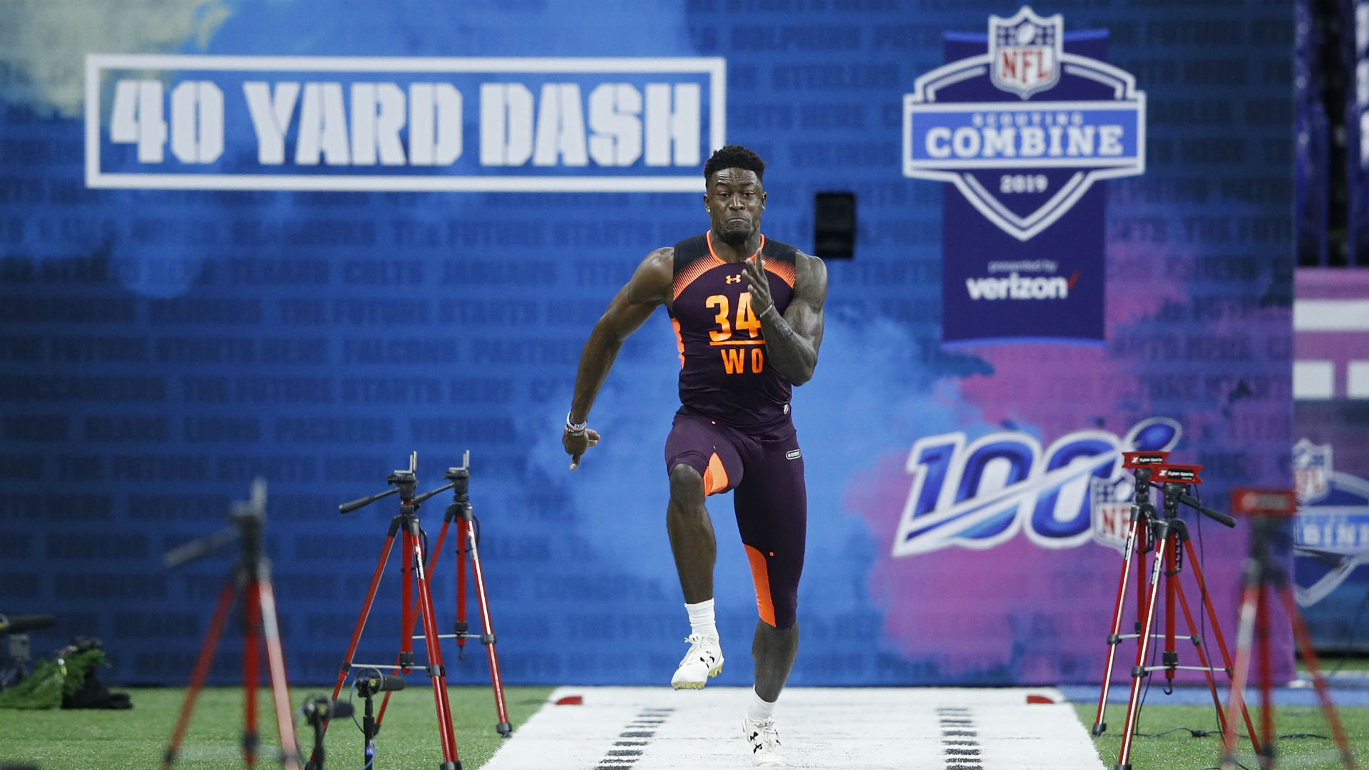 NFL Combine 2020 schedule, dates, workout times, records, invites more to know
