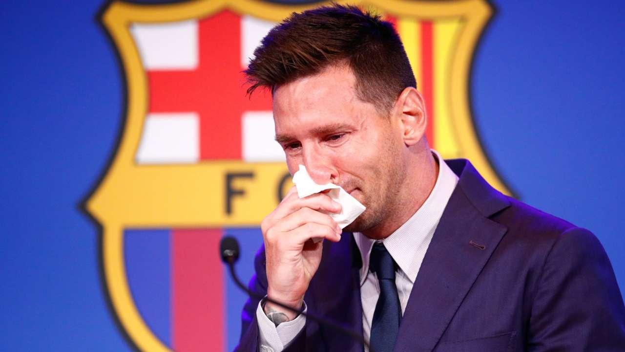 Lionel Messi - FC Barcelona - August 8, 2021