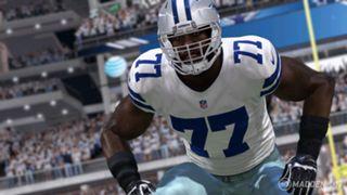 Madden NFL 17 Tyron Smith