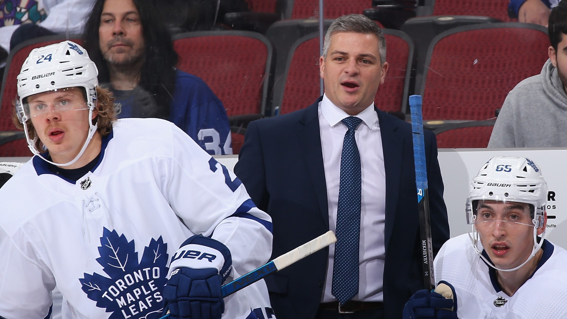 Maple Leafs coach Sheldon Keefe after Toronto blows three-goal lead, loses in OT: 'We just got what we deserved' 1