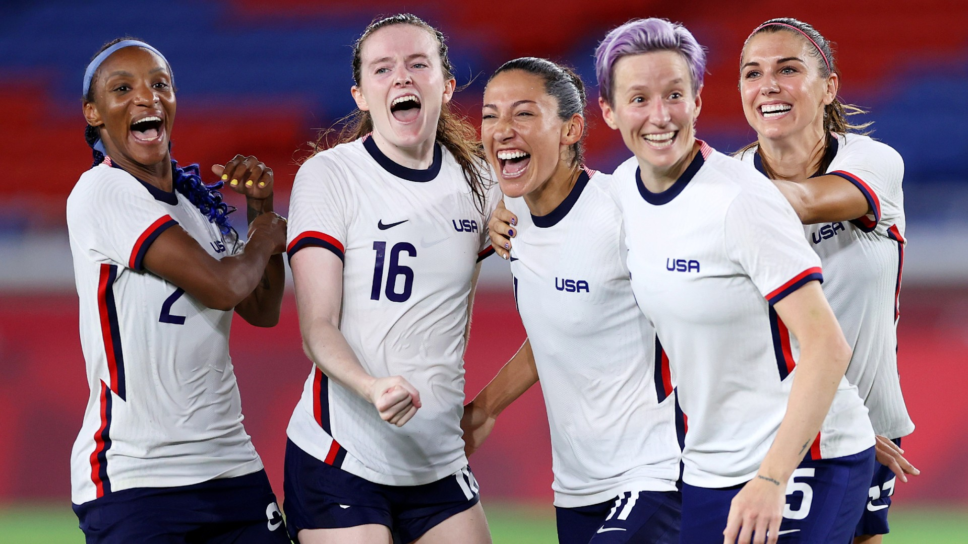 USWNT vs. Netherlands result: USA advances to Olympic soccer semifinals after penalty kick shootout win
