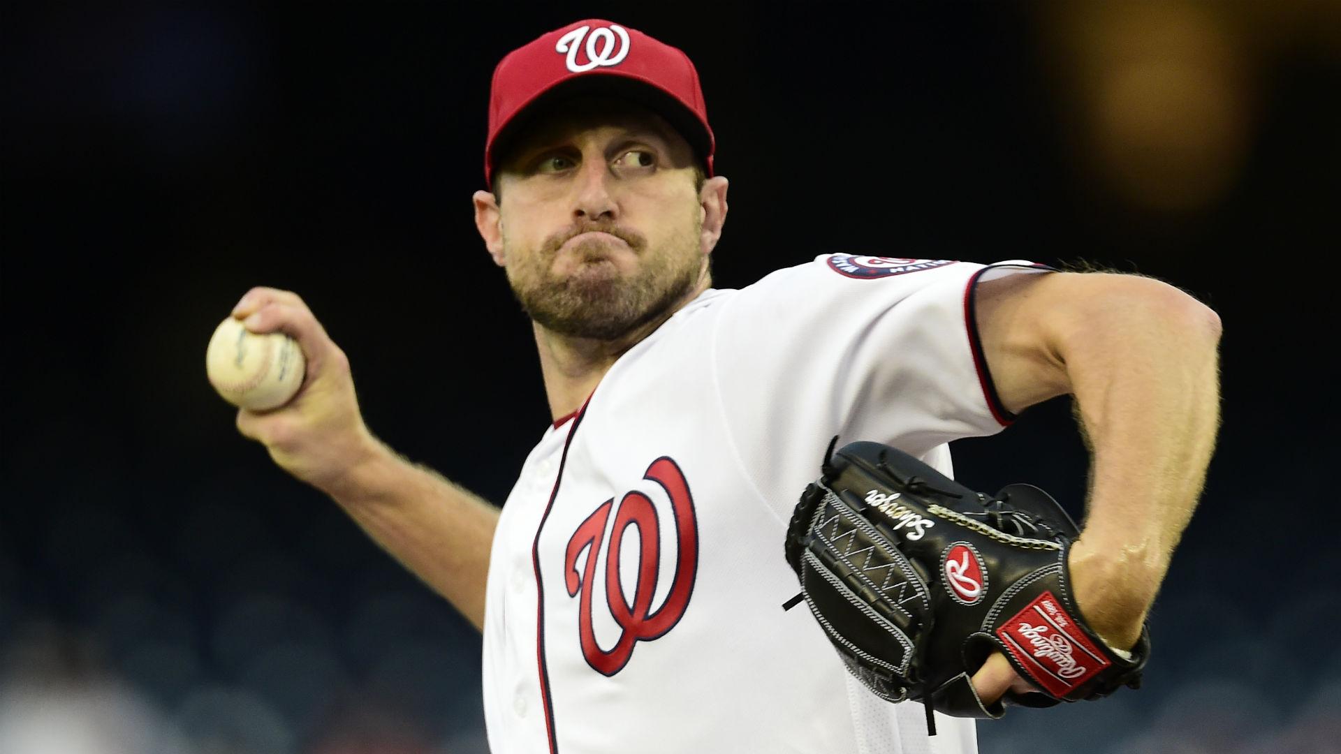 Nationals' Max Scherzer leaves start vs. Mets after one inning