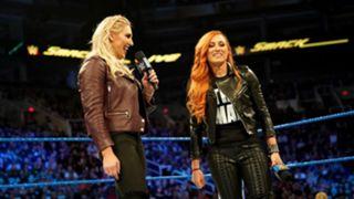 Becky Lynch+ Charlotte Flair - WWE TLC 2019