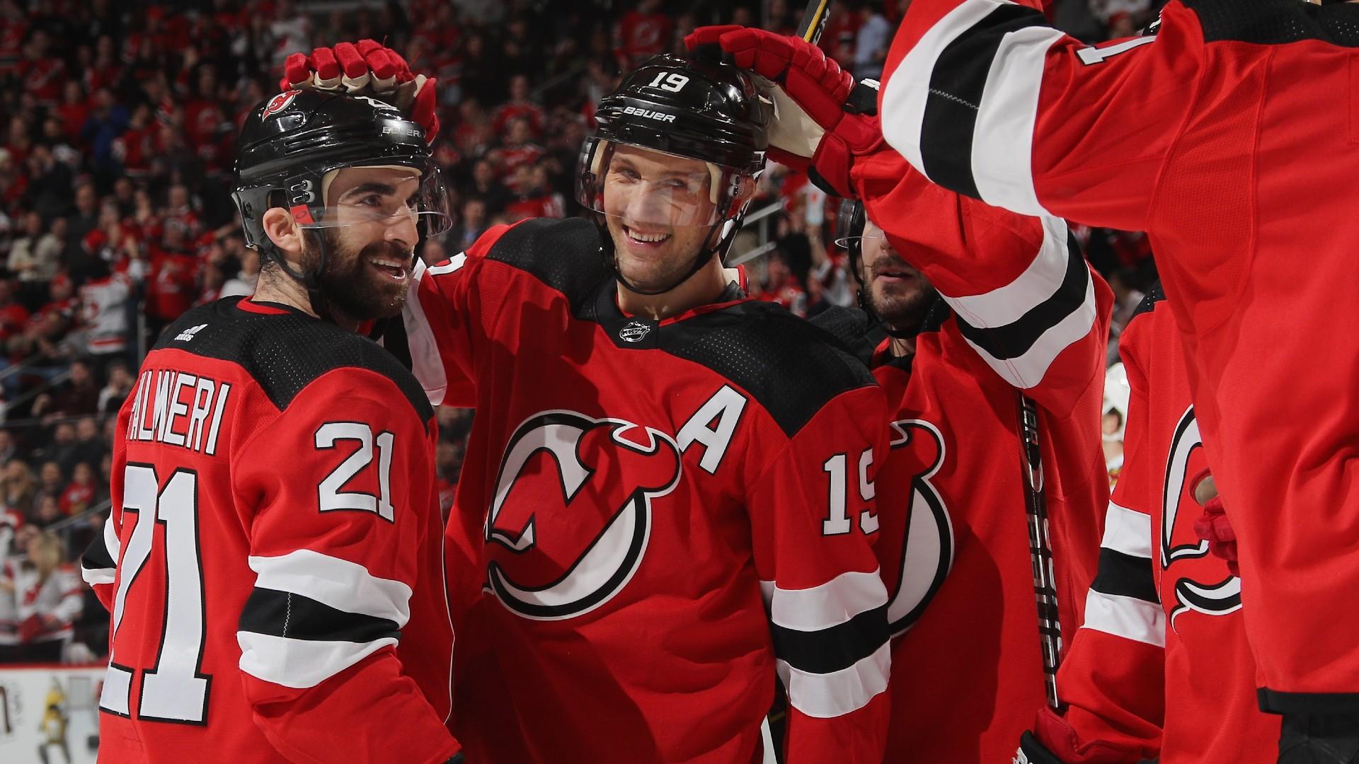 Kyle Palmieri, Travis Zajac trade grades: Devils send pair to mega deal