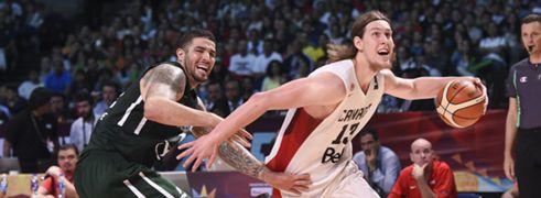 Kelly Olynyk Canada FIBA