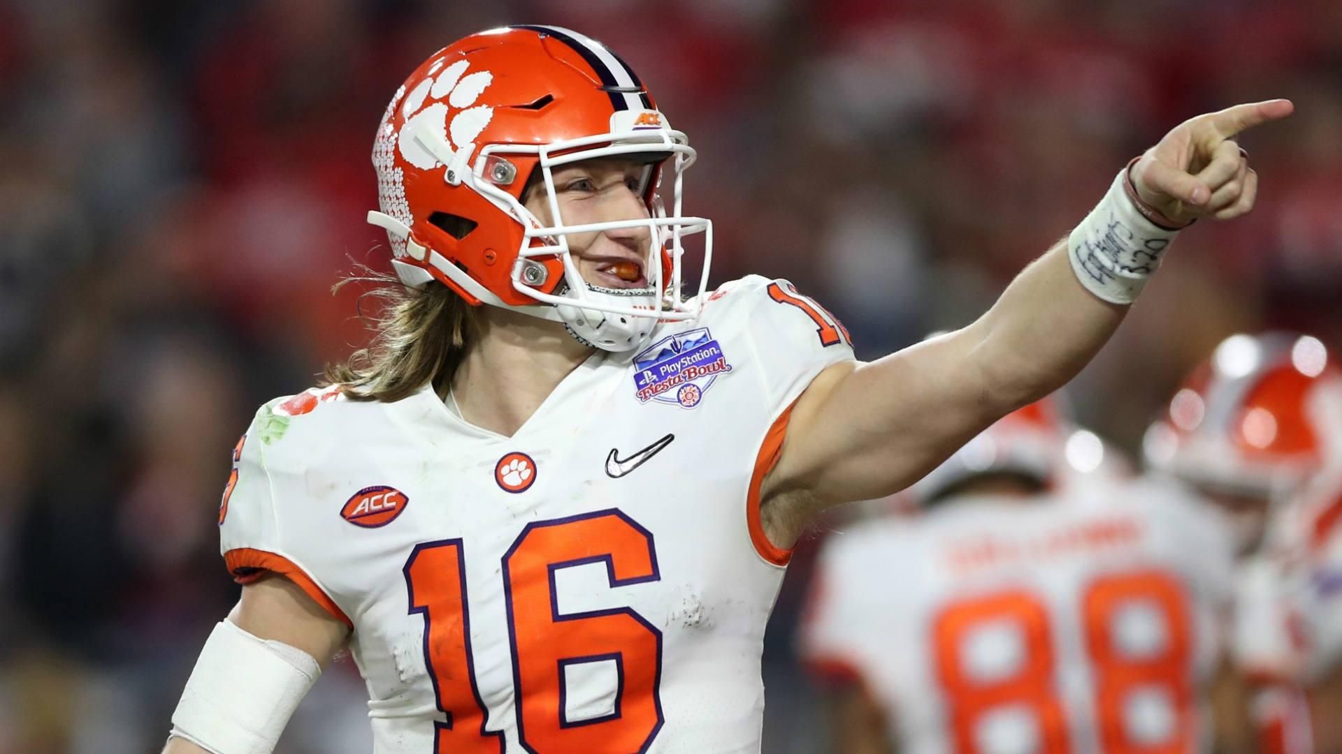 NFL mock draft 2021: Trevor Lawrence to Jets; Broncos, Vikings also grab franchise QBs in top five 1