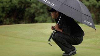 36 Tiger Woods