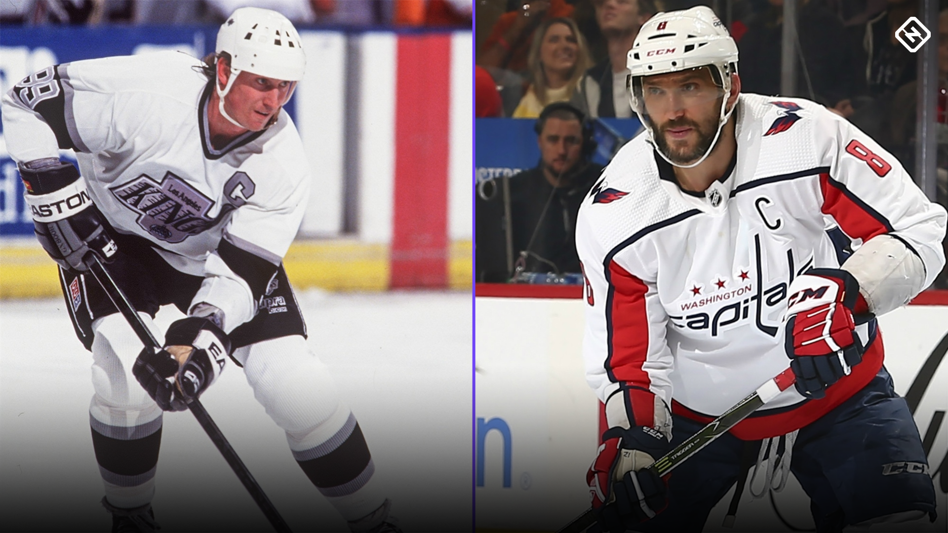 Wayne Gretzky looks forward to the day Capitals' Alex Ovechkin breaks his goals record 1