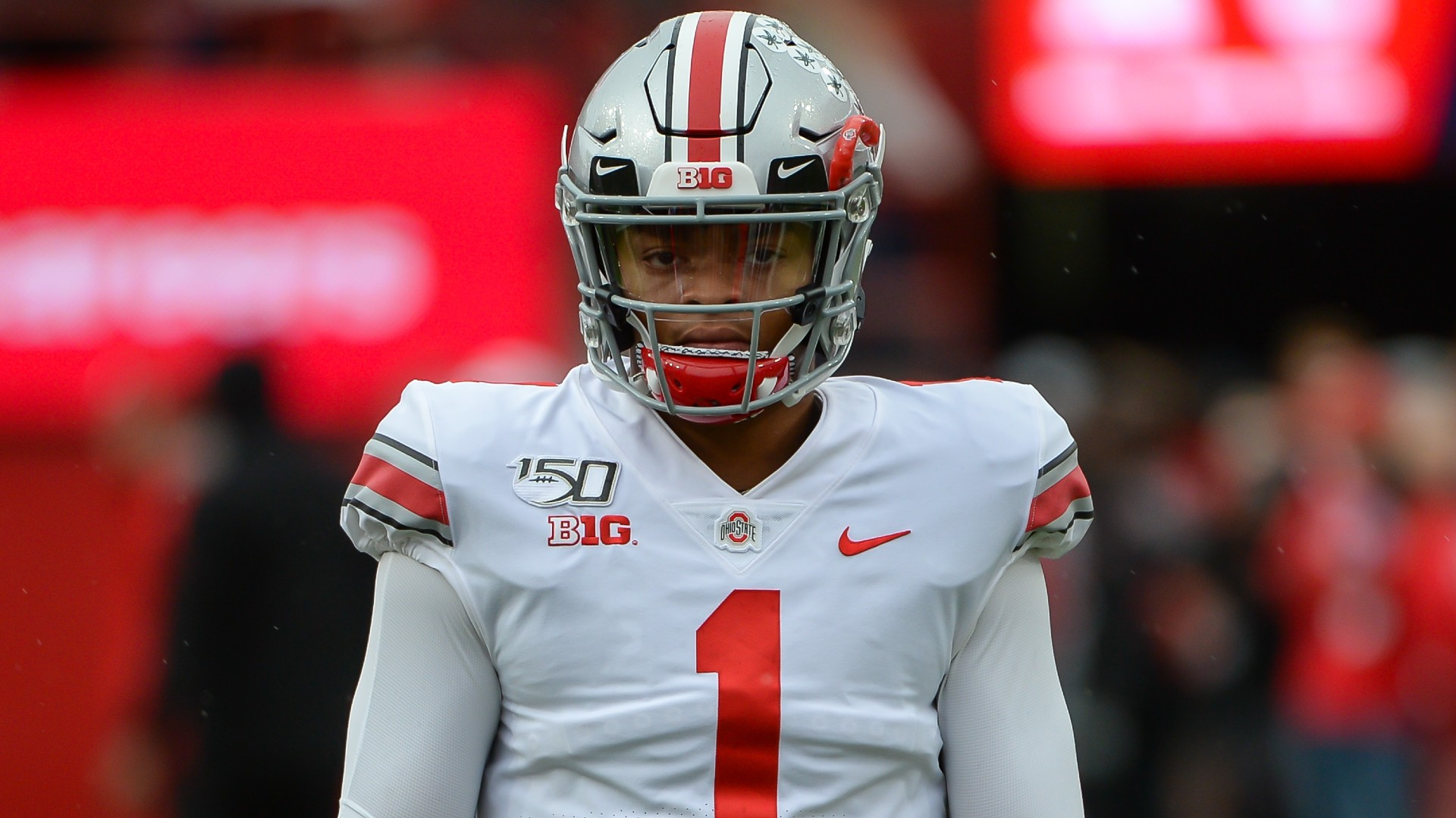 Justin Fields has his second professional day – and all 49 will be there