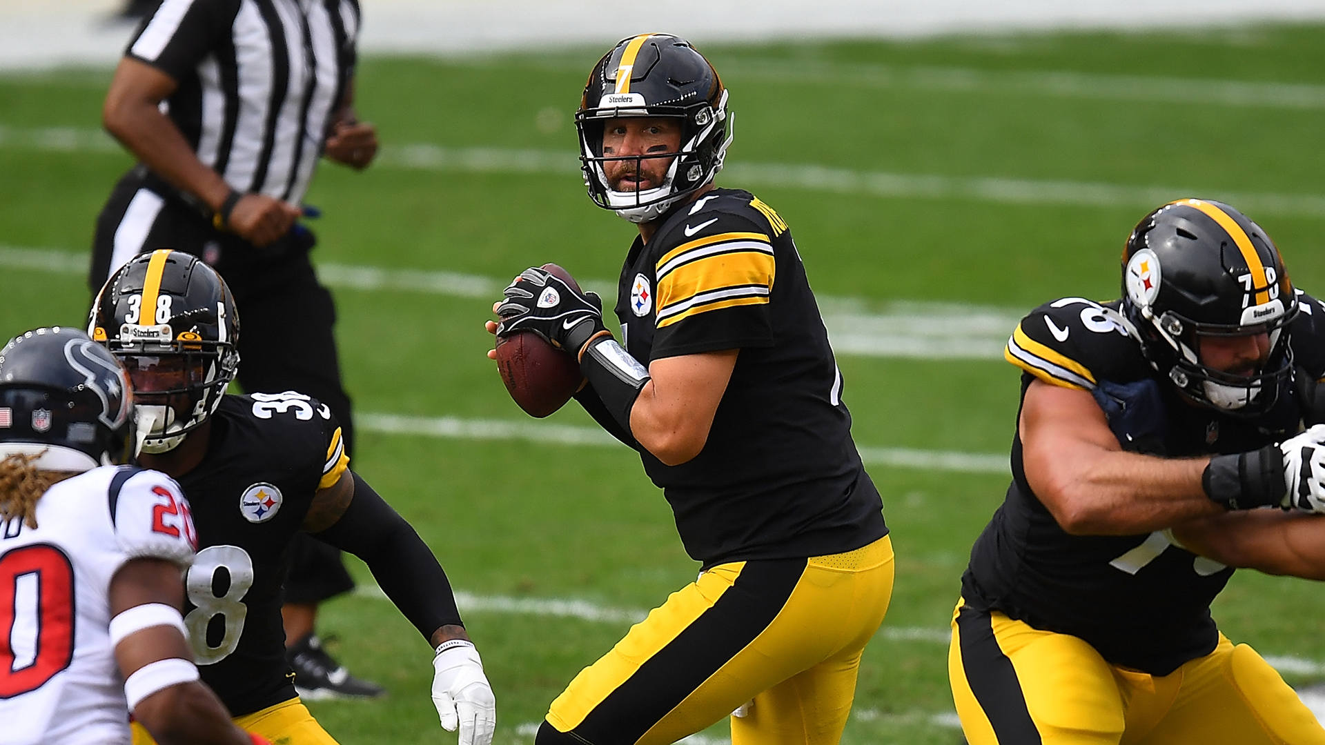 Steelers have a perfect record, but lots of imperfections to address