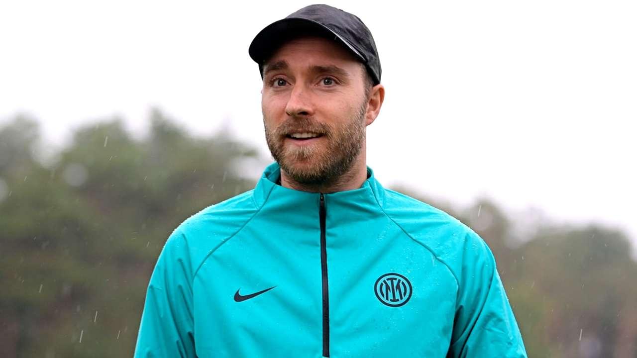 Christian Eriksen - Inter Milan - August 4, 2021