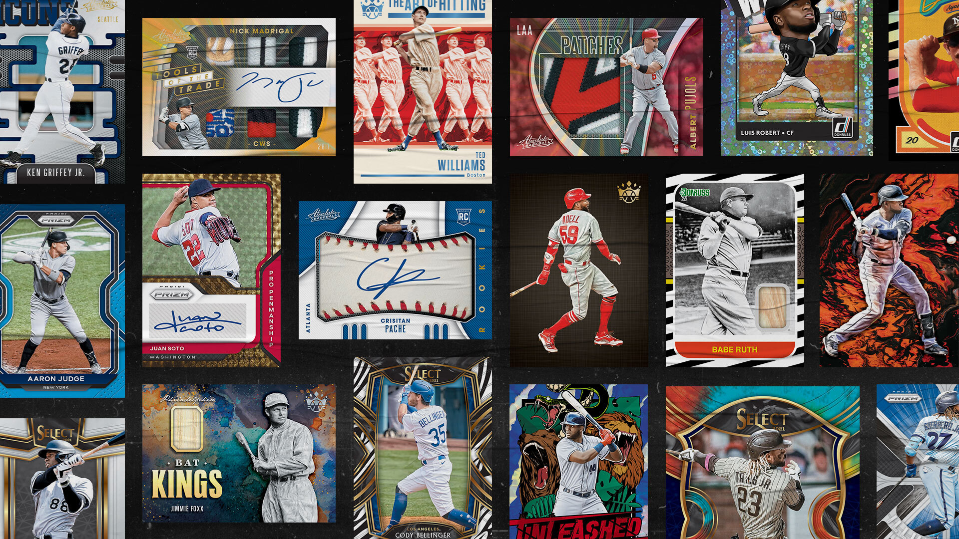 Panini Baseball Cards 2021: Set Release Dates, Autograph, Relics, Target and Walmart Options