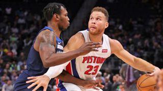 Blake Griffin Pistons Timberwolves
