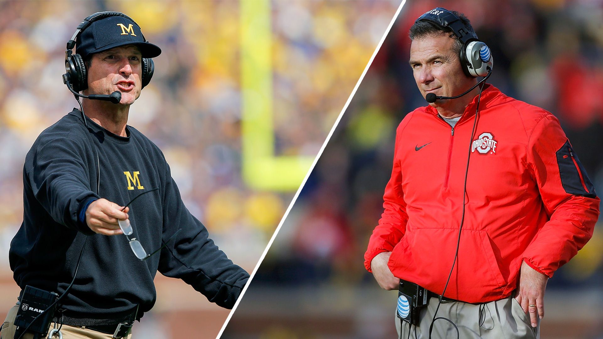 Michigan's best bet vs. Ohio State? Make it really ugly