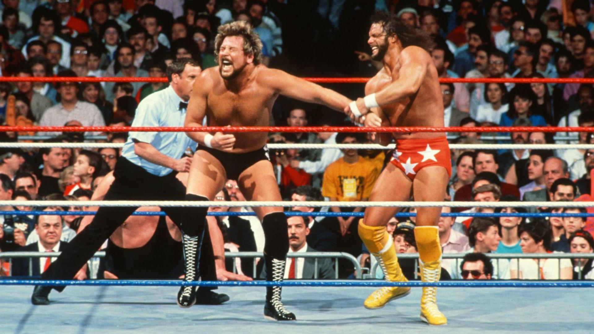 Wwe Wrestlemania 4 Match Grades Macho Man Randy Savage Wins