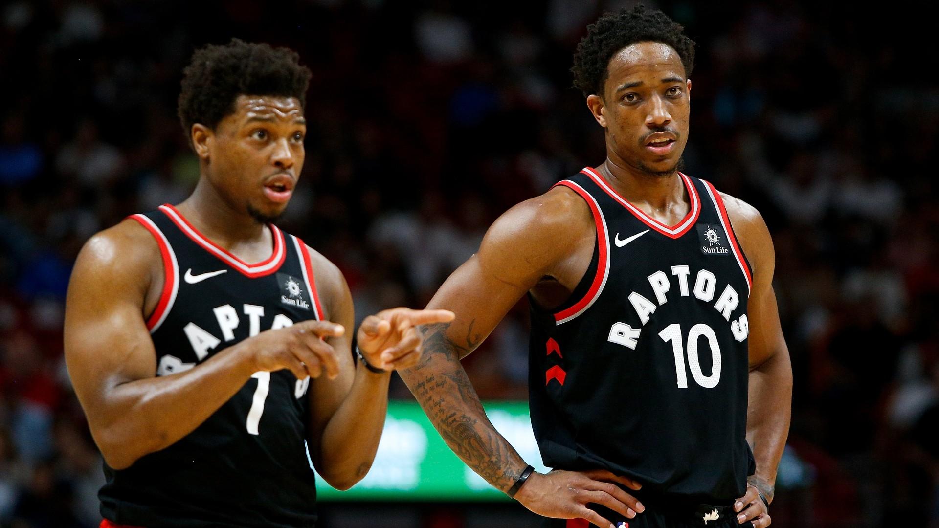 Heat free agency rumors: Miami seeks to reunite Kyle Lowry and DeMar DeRozan