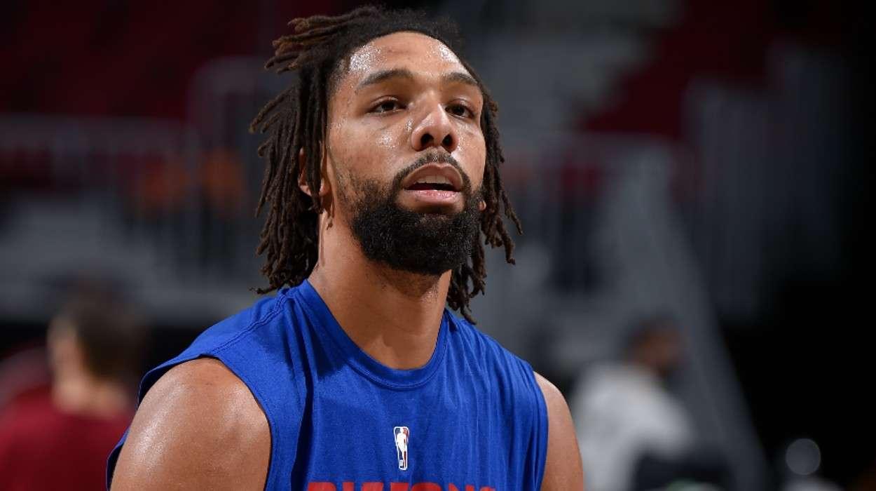 Jahlil Okafor Detroit Pistons