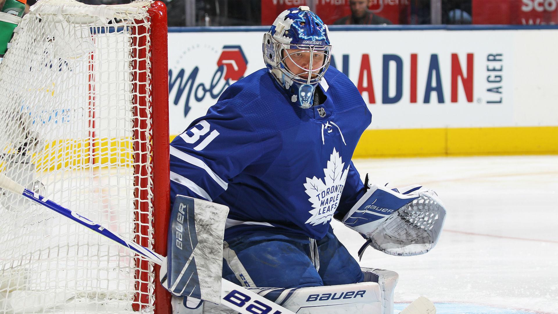 Frederik Andersen Injury Update Toronto Maple Leafs Goalie Won T Start Vs Arizona Sporting News