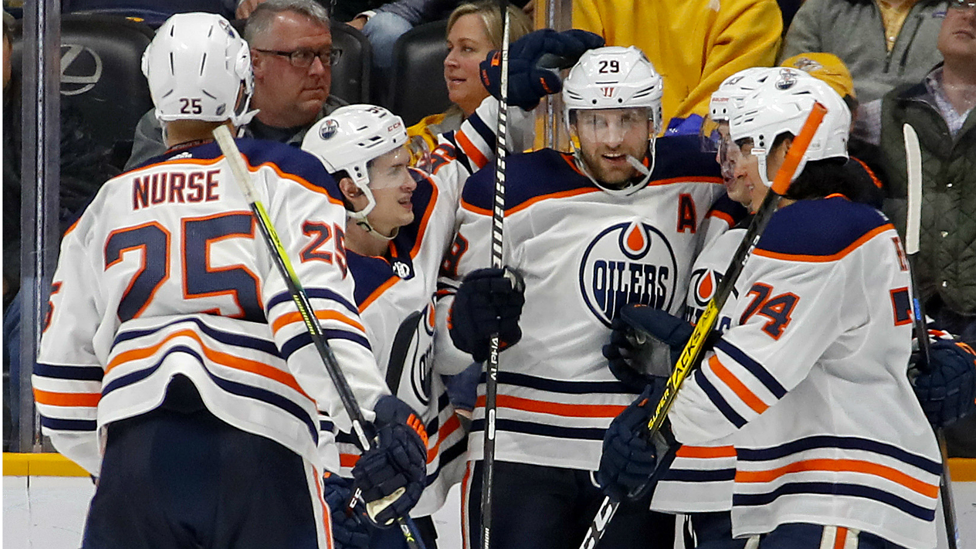 """Dave Tippett de Oilers: """"Creo que podemos ponernos en marcha bastante rápido"""" 55"""