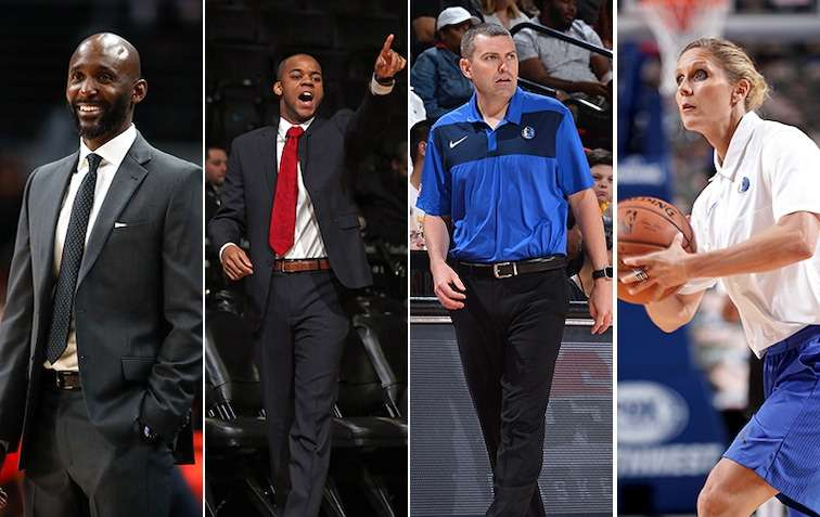 Indiana Pacers New Assistant Coaches
